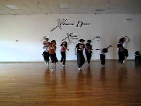 Sam Renzetti Hip Hop Dance Class at Xtreme Dance Center, Chicago, IL Choreography #1