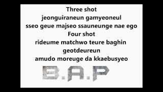 B.A.P - POWER LYRICS