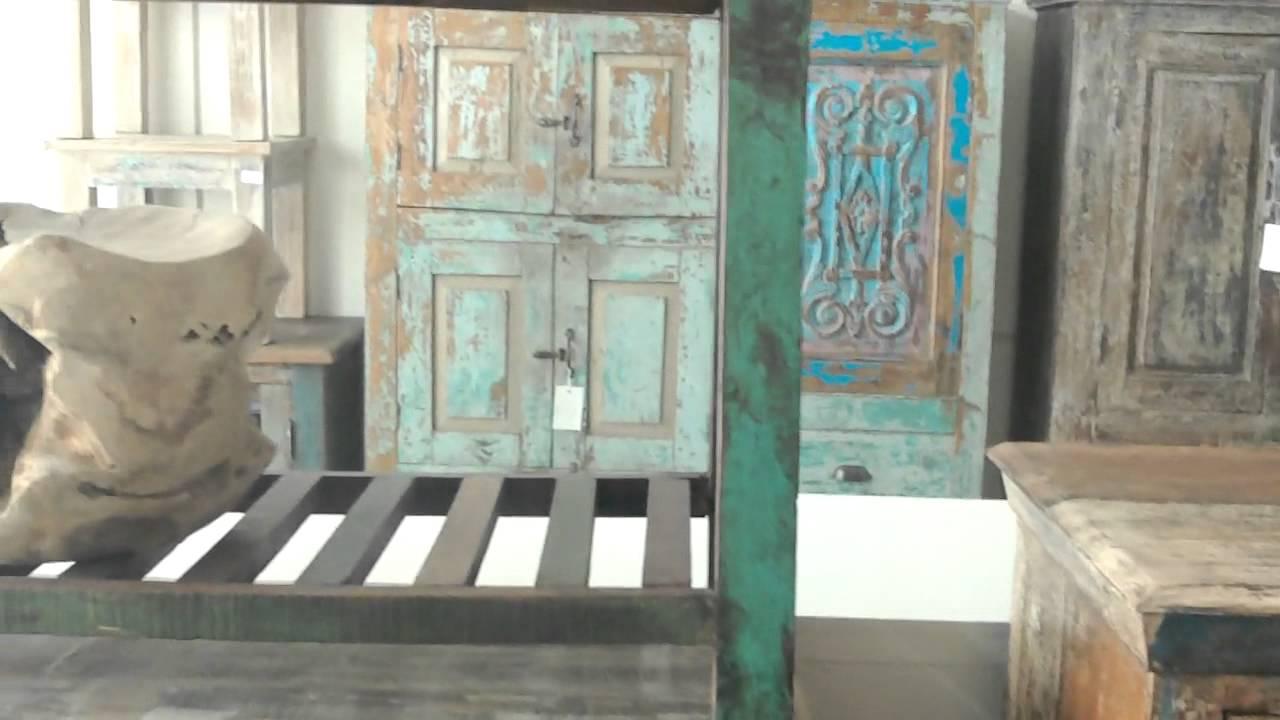 Teakhout meubels van gerecyceld teakhout, scheepshout,www ...