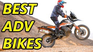 7 Best ADV Motorcycles for 2019