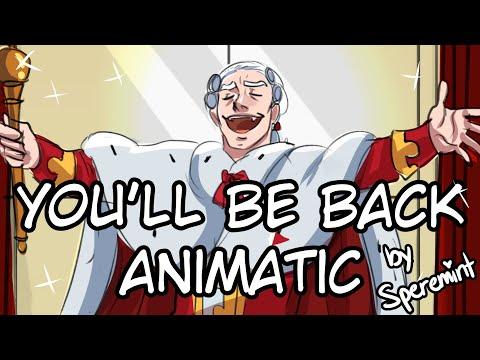 You'll Be Back || Hamilton Animatic