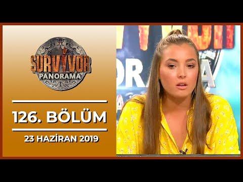 Survivor Panorama Hafta Sonu 126. Bölüm - 23 Haziran 2019