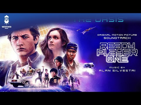 The OASIS - Ready Player One Soundtrack - Alan Silvestri (official video)