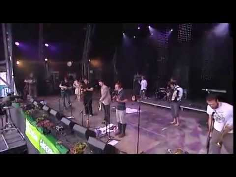 Beirut Elephant Gun Live at Glastonbury 2007