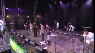 Beirut Elephant Gun Live at Glastonbury 2007