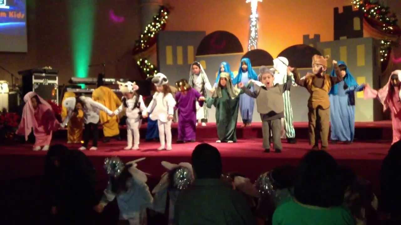 MEJ Kingdom Kids Christmas Program Christine D\'Clario \