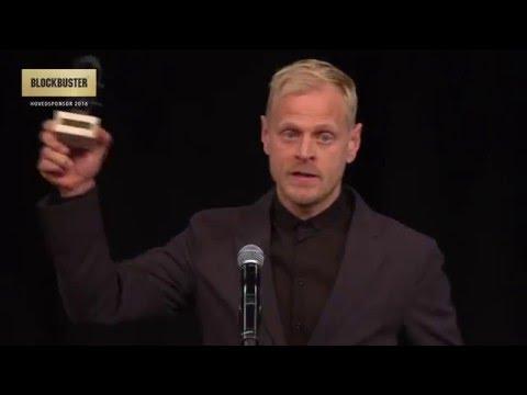 Årets Mandlige hovedrolle tvserie Karsten Bjørnlund
