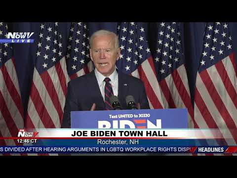 """IMPEACH TRUMP"" Joe Biden Says President Trump Should Be IMPEACHED"