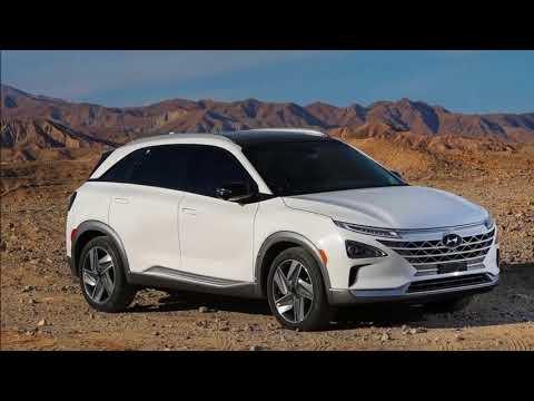 Look This !!! 2019 Hyundai Nexo : lead in hydrogen technology