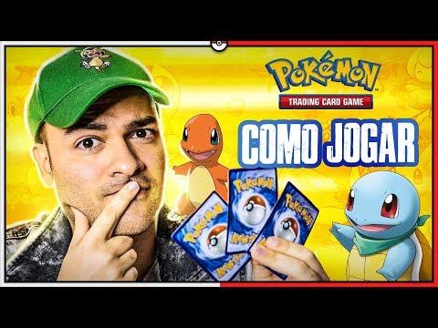 O Básico Para Você Começar a Jogar Pokémon TCG