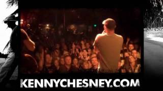 kenny chesney i go back live from the exit in