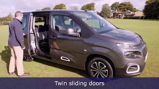The All - New Citroën Berlingo UK - Review & Walk Around