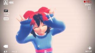[MMD Undertale] Nico Nico Nii~ HD
