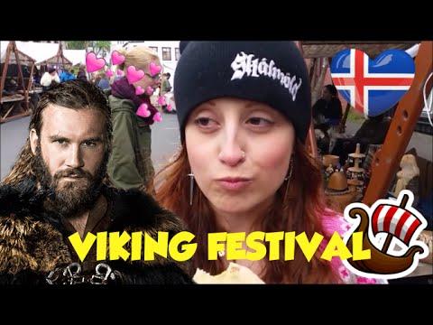 ICELAND - VIKING Festival in Hafnarfjörður (Iceland) - Víkingahátíð 2016