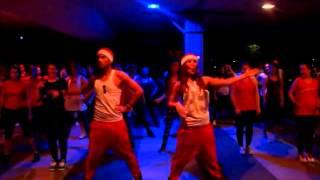 Dance Fitness Nevena & Goran - Free Deejays Mi Ritmo (New Year special)