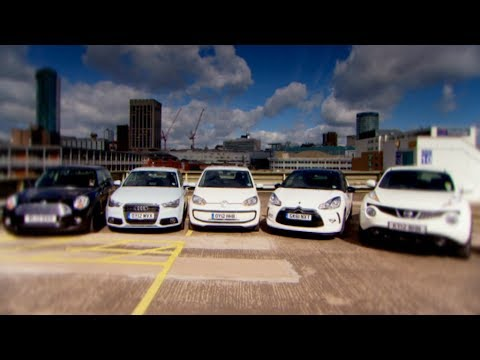 The Ultimate Small Car Fifth Gear