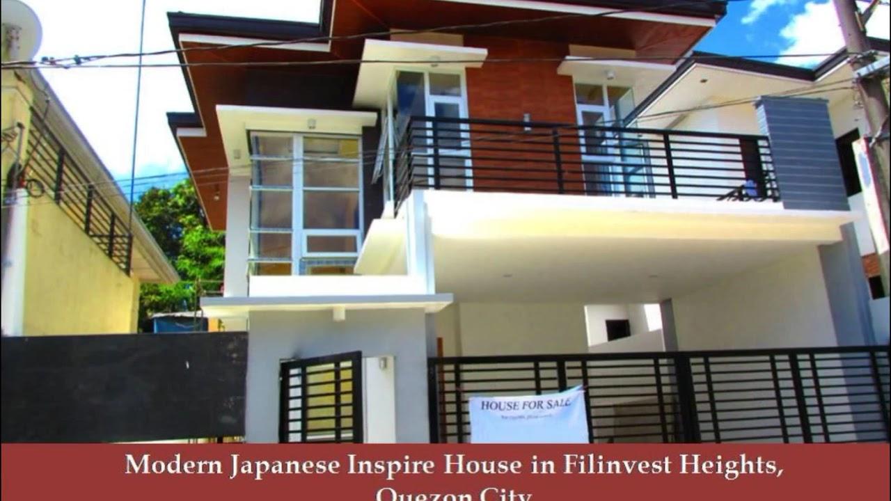 Captivating Modern Zen House Design Quezon City Contemporary ...