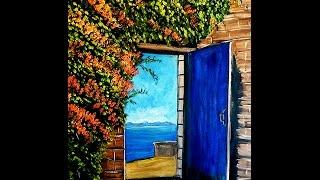 door to greece