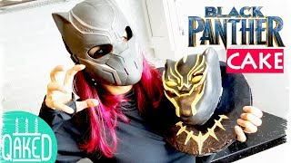 Black Panther Cake | Marvel Superhero Party | DIY & How To