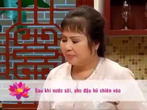Lẩu Mắm Chay   Hướng dẫn nấu ăn