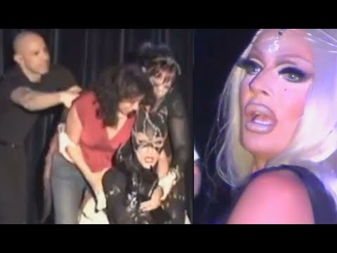 When Fans Go Too Far - Top 10 Drag Queens from RuPaul's Drag Race
