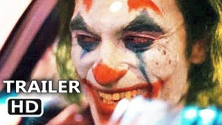 Joker Trailer Extended New 2019 Joaquin Phoenix Movie Hd