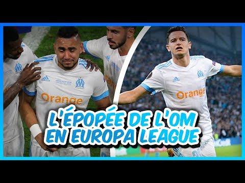 L'EPOPEE DE L'OM EN EUROPA LEAGUE