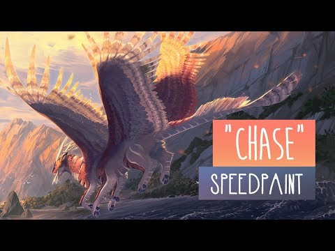Chase | SPEEDPAINT | Photoshop CC