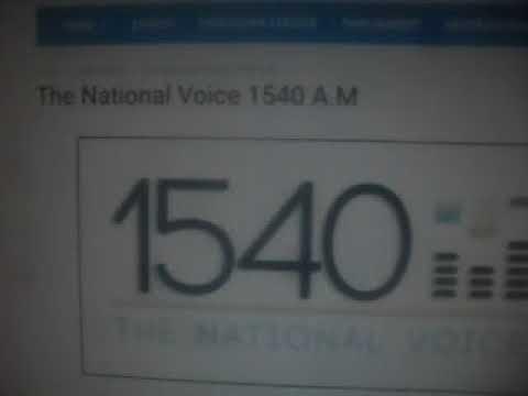 OUVINDO A RADIO BAHAMAS EM 1540 KHz AM, E CONFERINDO A ESCUTA NO SITE DA EMISSORA, SIMULTANEAMENTE