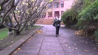 Portrait of a Workaholic Student, Short-Film