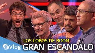 El gran escándalo de Los lobos de Boom en antena 3 y la estafa de Juanra Bonet