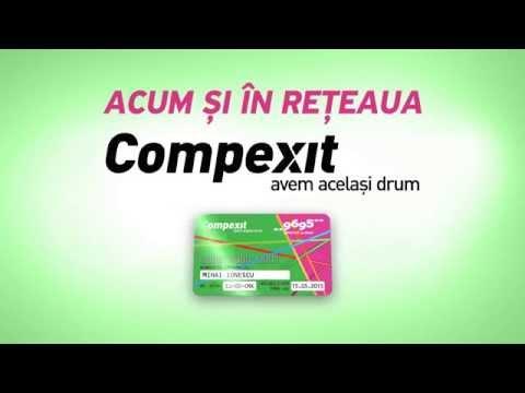 Card de asistenta rutiera Compexit 9695