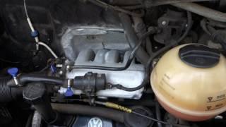 АЦЕТОН  в  БЕНЗИН   Volkswagen  2.0л. ААС