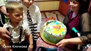 Белково-Заварное Украшение Торта/Пошагово/Вафельная Картинка/Юлия Клочкова