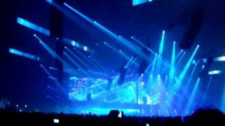 Hard Bass 2011 : Intro TEAM BLUE + Brennan Heart - Memento (Bioweapon Remix)
