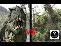 Khủng long bạo chúa T-rex vs Therizinosaurus, con nào sẽ thắng ?    Bạn Có Biết?