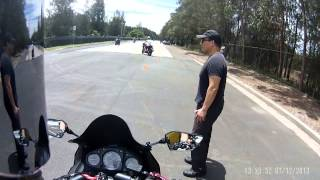 TayOnTwo: NSW MOST (P's test) | How to Pass | NetRider practice session