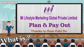 Mi Lifestyle Marketing Global Private Limited Plan 2018