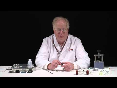 FTIR Sampling Techniques - Transmission: Solids Sample Preparation