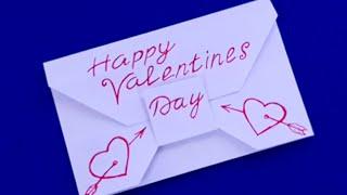 Подарок СЮРПРИЗ на день святого Валентина своими руками.