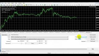 How To EA FOREX OVER DRIVE 5 BEST SIGNAL WIN 2017