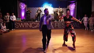 SwingAout 2018 - William & Maeva Impro