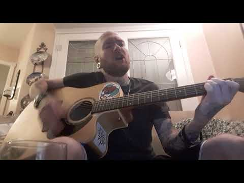 Blue October- I hope you're happy acoustic cover