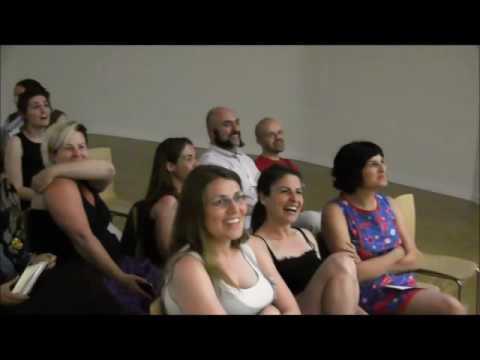 Conferencia 'Educando para emprender' - Gregory Cajina