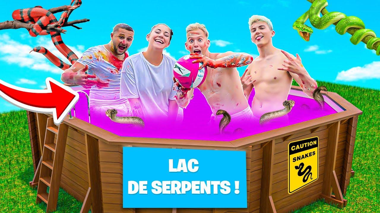 Download LE DERNIER QUI SORT DU LAC AUX SERPENTS GAGNE 1000 EUROS ! AVEC JEANFILS !