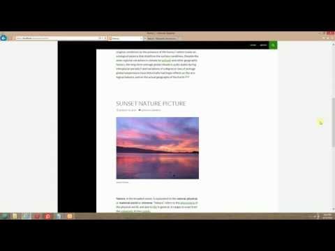 How to Customize Twenty Fourteen Wordpress Template Part 1