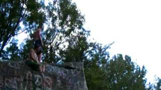 Double Gainer Peace Rock