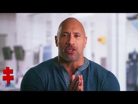Rampage with Dwayne Johnson   Official Japanese Trailer