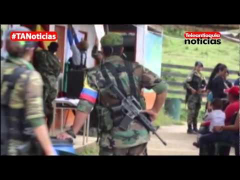 Autoridades tras la pista de comandante del frente 36 de las FARC