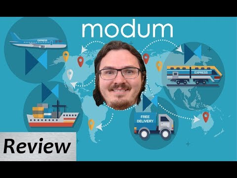 Modum - Supply Chain for Blockchain